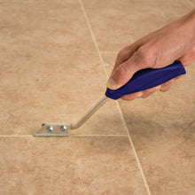 Load image into Gallery viewer, Handheld Grout Saw With 2 Blades For Cleaning, Stripping And Removing Grout