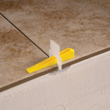 Load image into Gallery viewer, LASH Curved Floor Tile Leveling System, Clips Part A (300-Pack)