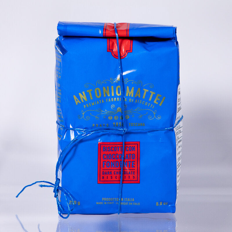 Antonio Mattei Dark Chocolate Biscotti