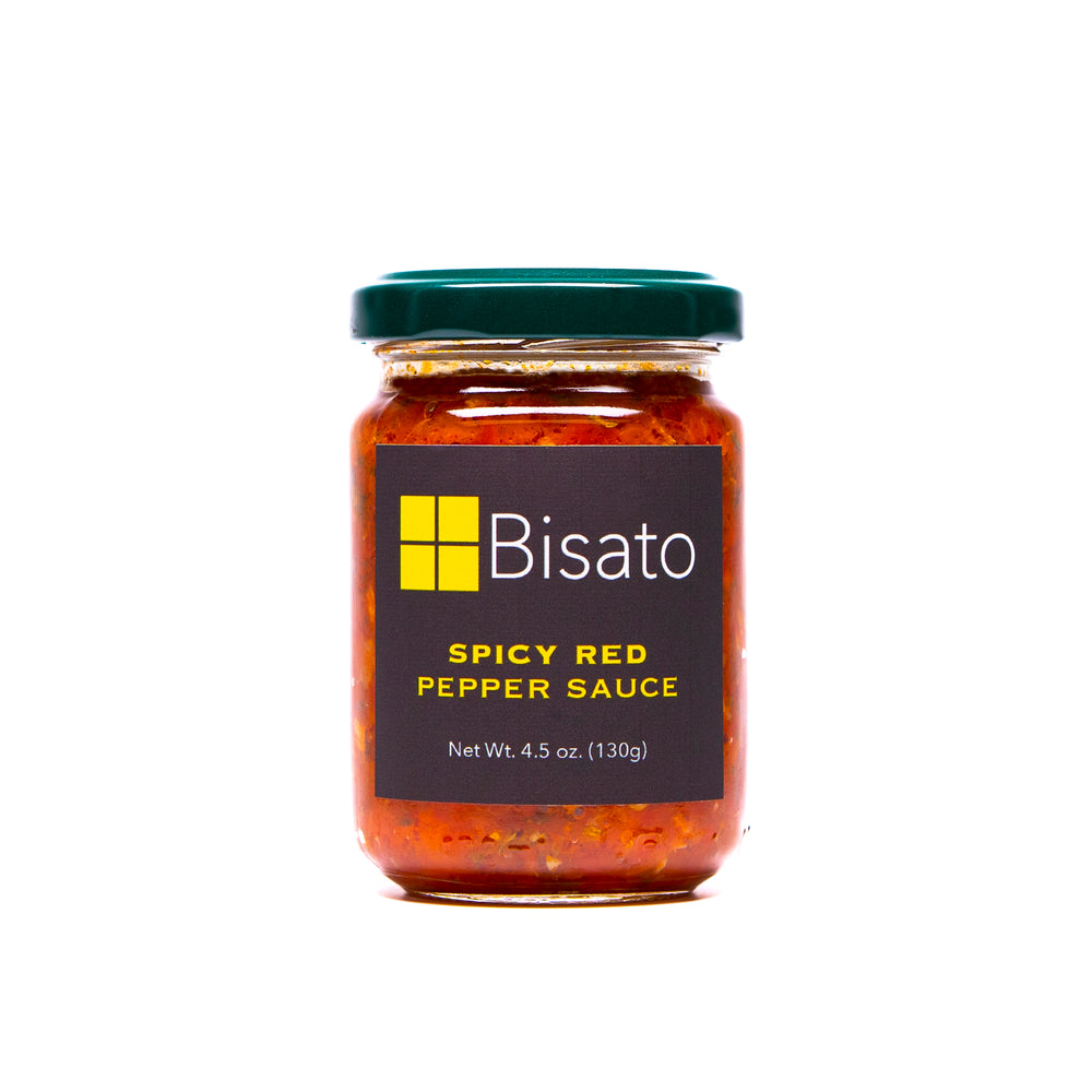 Bisato Spicy Red Pepper Sauce