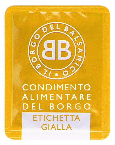Il Borgo del Balsamico | Yellow Label, Sachet 6ml