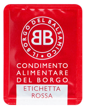 Il Borgo del Balsamico | Red Label, Sachet 6ml