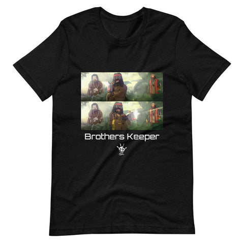 Brothers Keeper Short-Sleeve Unisex T-Shirt