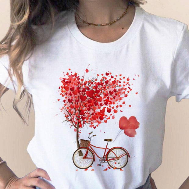 Bicycle Vogue T Shirt