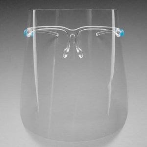 Goggle Face Safety Shield - 2 Pack