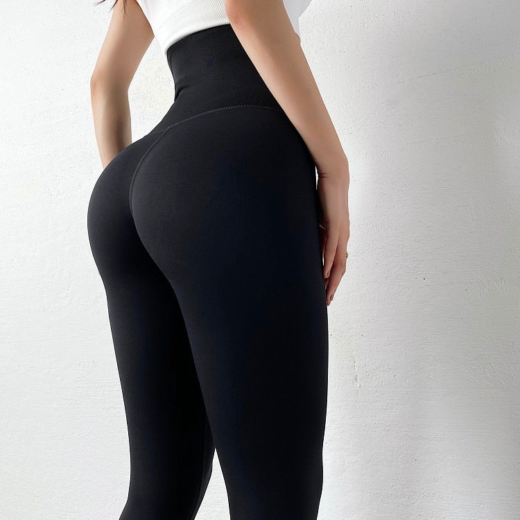 Gymjog-Waist High Yoga Leggings