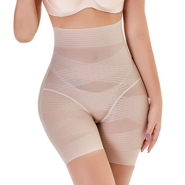 Cross Compression Abs Shaping Pants Hight Waist Panties Tummy Belly Slimming Underwear Slimming Belt Modeling Strap Nude Fitness