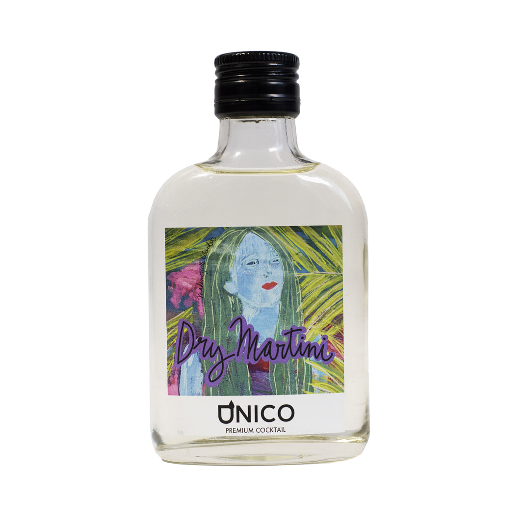 unico premium cocktail amsterdam ready to drink delivery dry martini