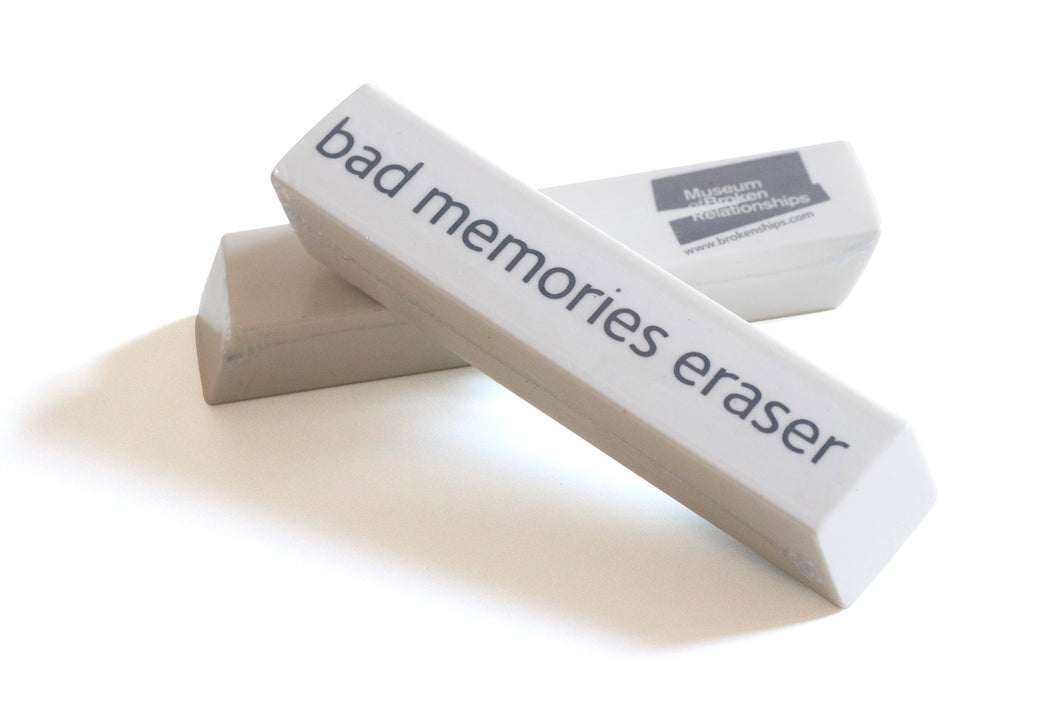 Brokenships Bad Memories Eraser