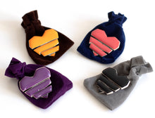 "Load image into Gallery viewer, Brokenships Brooch ""Change of Heart"""