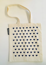 Load image into Gallery viewer, Brokenships Tote bags - hearts