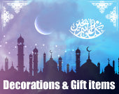 Decorations and Gift items