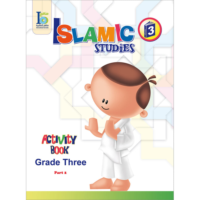 ICO Islamic Studies Workbook: Grade 3, Part 2