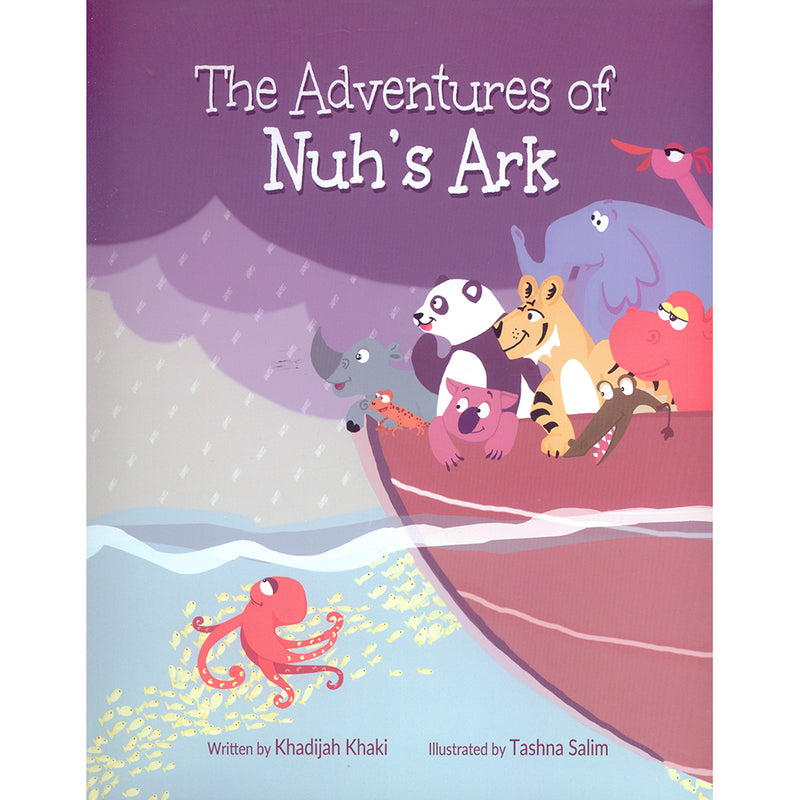 The Adventures of Nuh's Ark