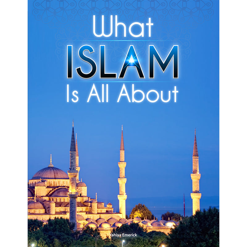 What Islam is All About (Damaged Copy)