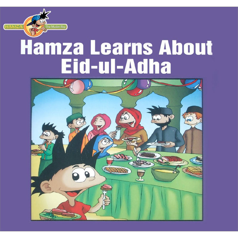 Hamza Learns About Eid-ul-Adha