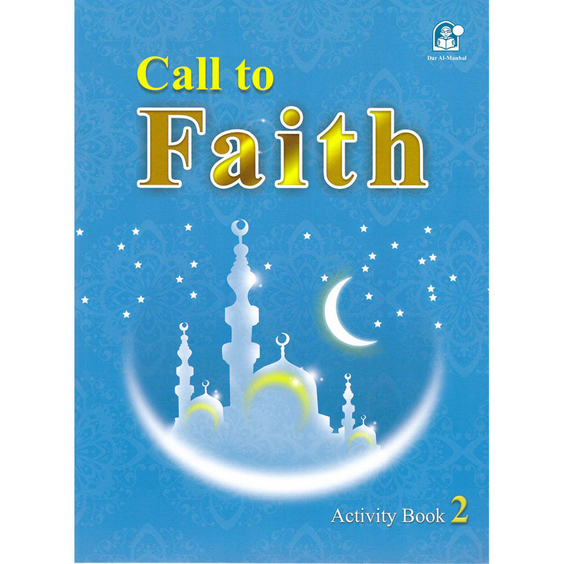Call to Faith Activity Book 2 (English Edition)