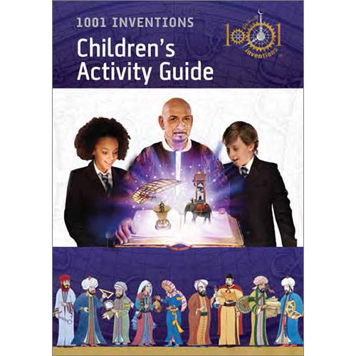 1001 Inventions: Children's Activity Guide Book