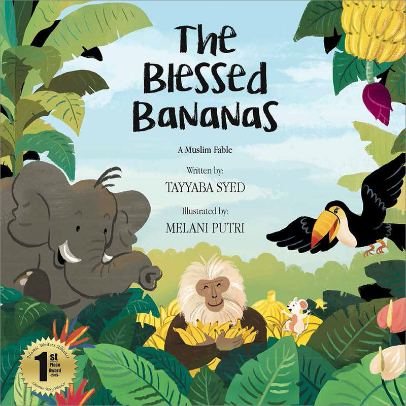 The Blessed Bananas: A Muslim Fable (Paperback)