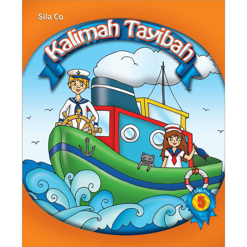 Kalimah Tayibah Student book: Level 5 (English Edition)