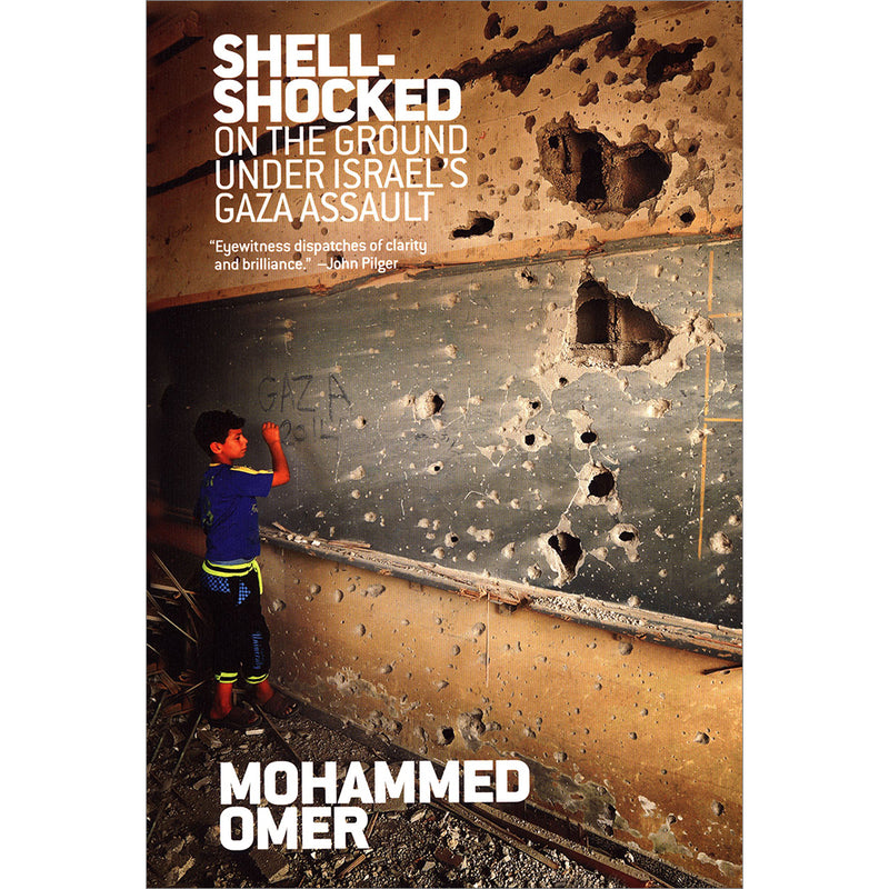 Shell-Shocked On the Ground Under Israel's Gaza Assault