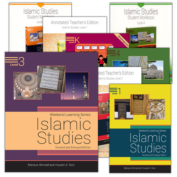Weekend Learning Islamic Studies (Set, Without Teacher's Resource CDs)