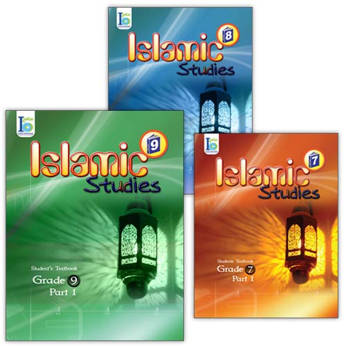 ICO Islamic Studies (Set of 6 Books, 7 - 9)