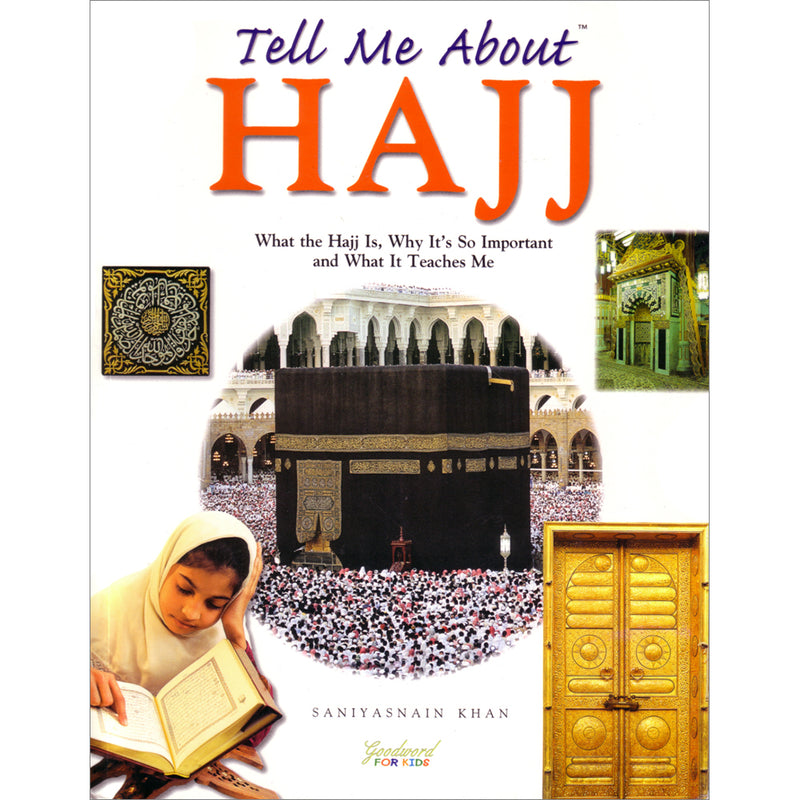 Tell Me About Hajj (Paperback)