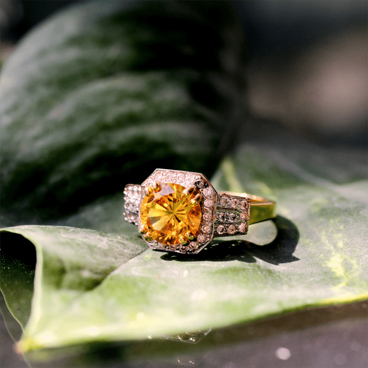 The Citrine Dreams | Ring
