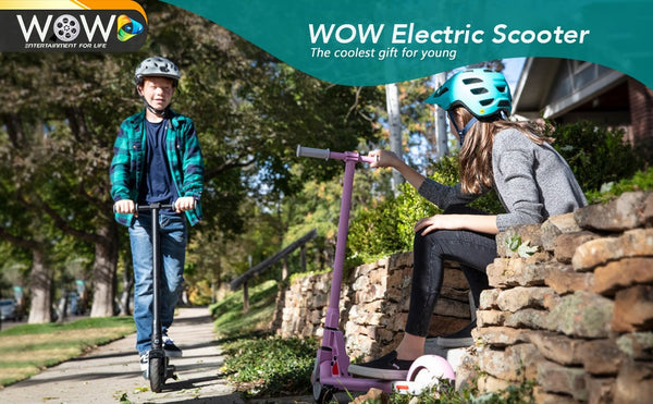 WOW Electric Scooter (WE-ES615)