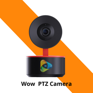 WOW Tuya Indoor PTZ Camera