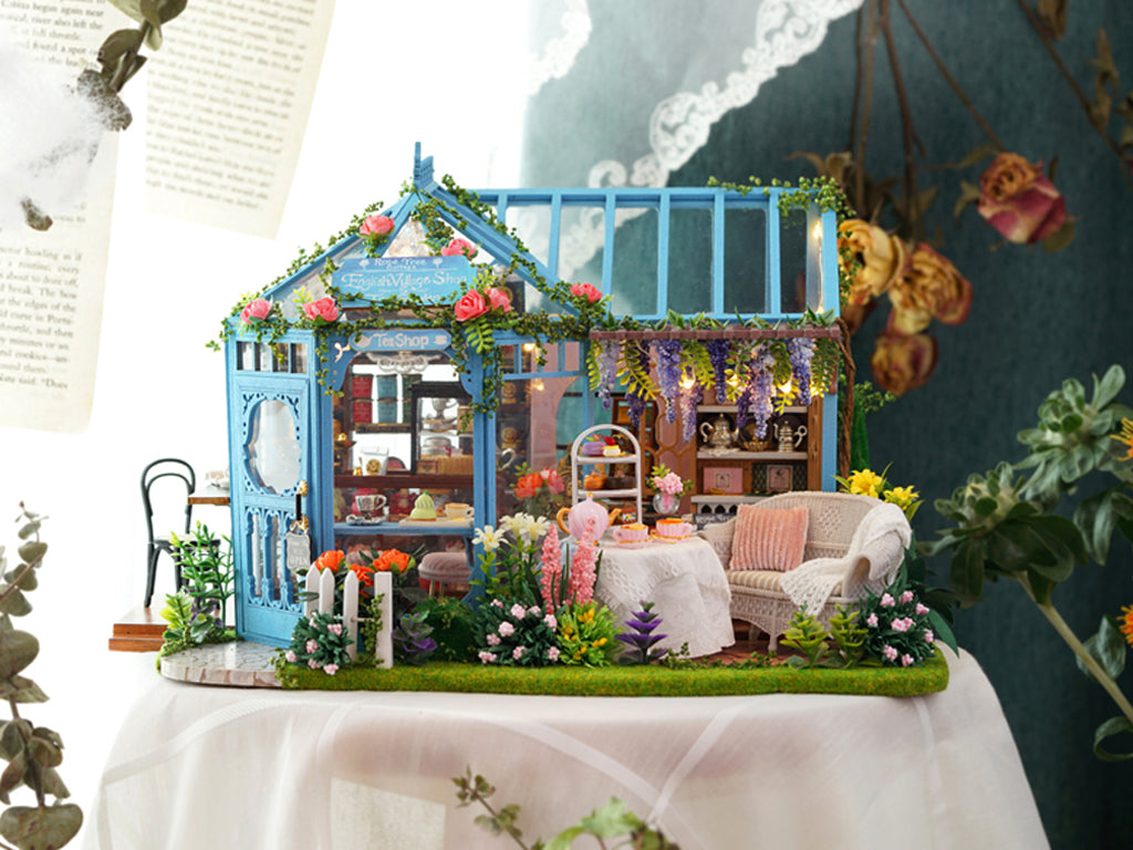 DIY Miniature House