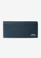 Samantha KINGZ x SUIT SELECT Long Wallet (Navy)