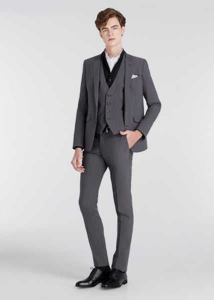 Skinny Suit (City Gray)