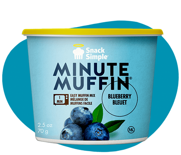 12- Blueberry muffin