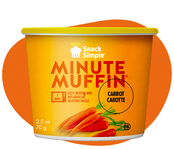12- Muffin aux carottes