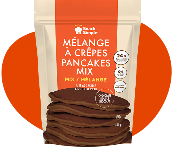High Protein Pancake Mix- Chocolate