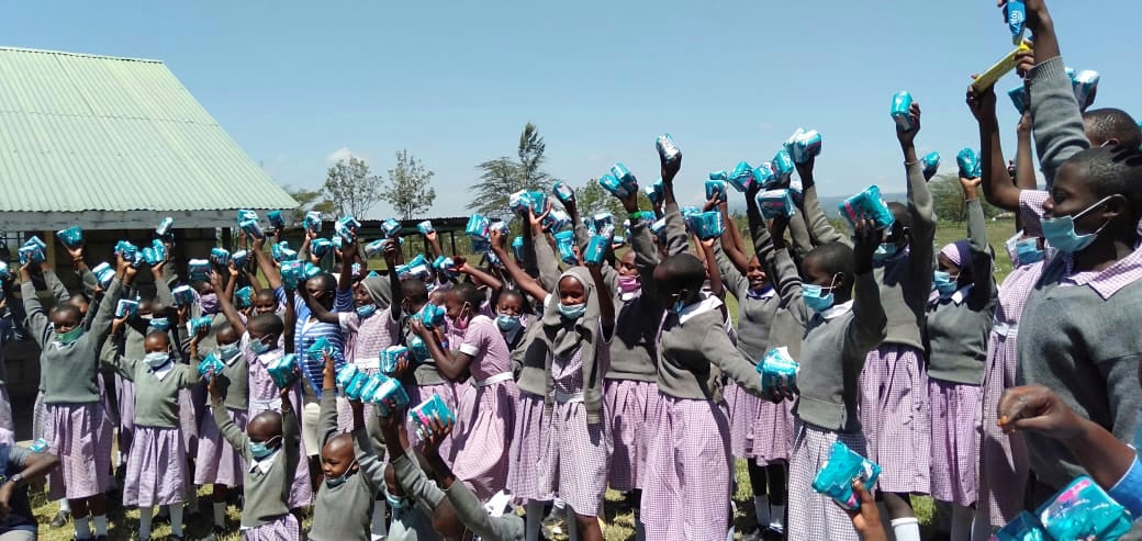 How Riley is fighting Period Poverty in Kenya