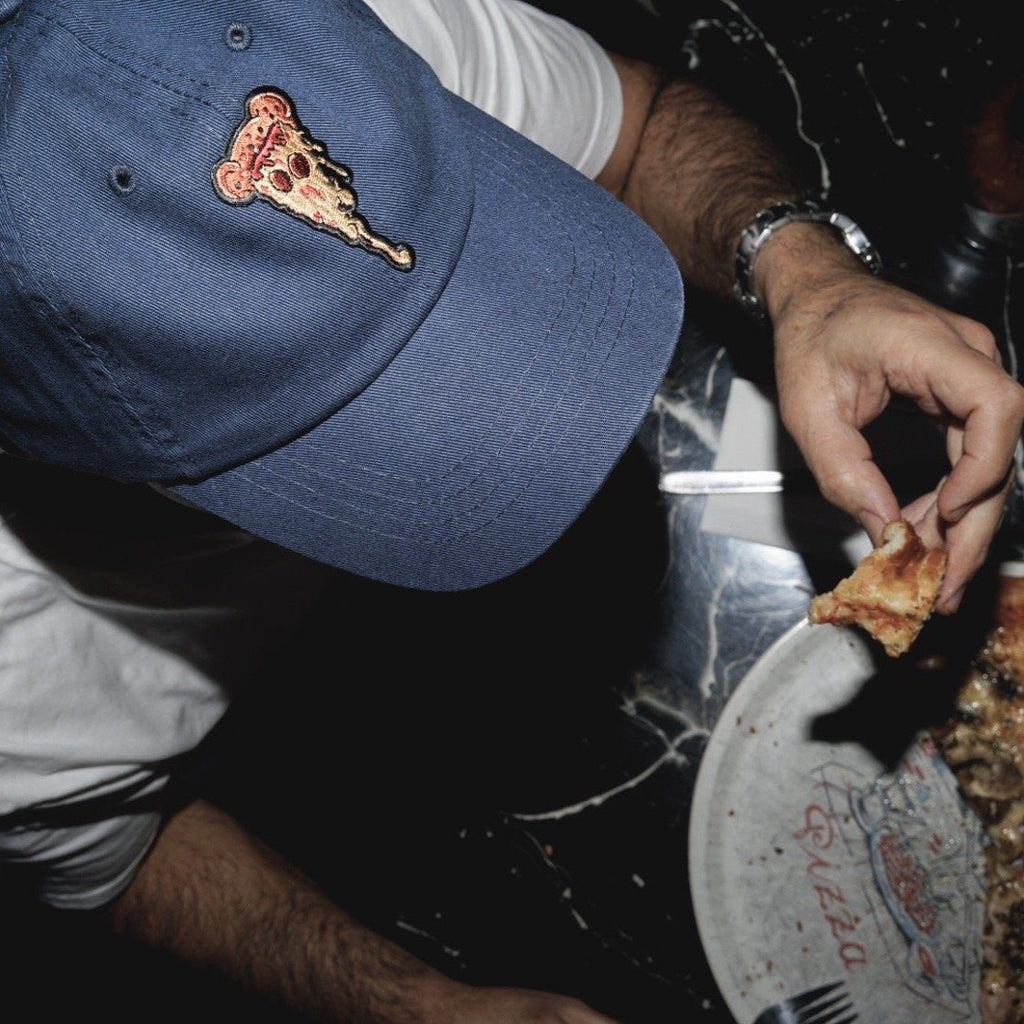 Pizza Delivery Cap Apparel Grapest Wines