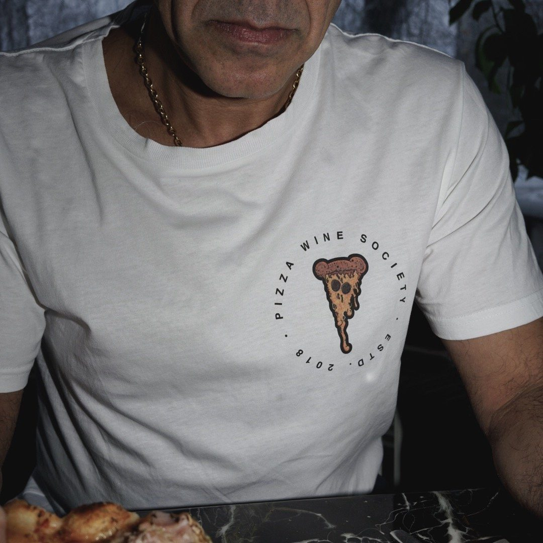 The Pizza Baker Tee Apparel Grapest Wines