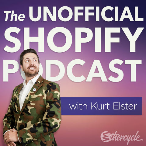 Unofficial Shopify Podcast Cover Art