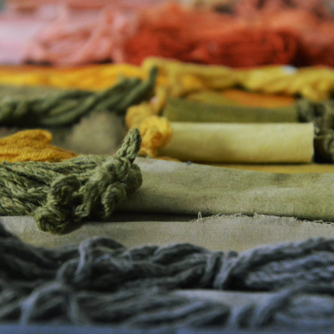 natural dyes, organic dyes