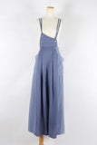 WIDE PANTS COMBINAISON-92 BLUE / 0
