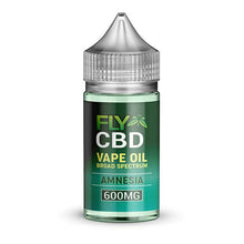 Load image into Gallery viewer, Fly CBD 600mg CBD Vaping Oil 30ml