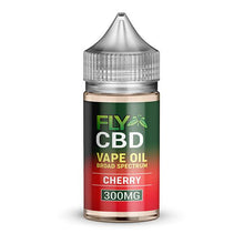Load image into Gallery viewer, Fly CBD 300mg CBD Vaping Oil 30ml