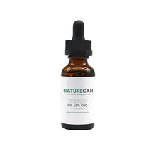 Load image into Gallery viewer, Naturecan 40% 12000mg CBD Broad Spectrum MCT Oil 30ml