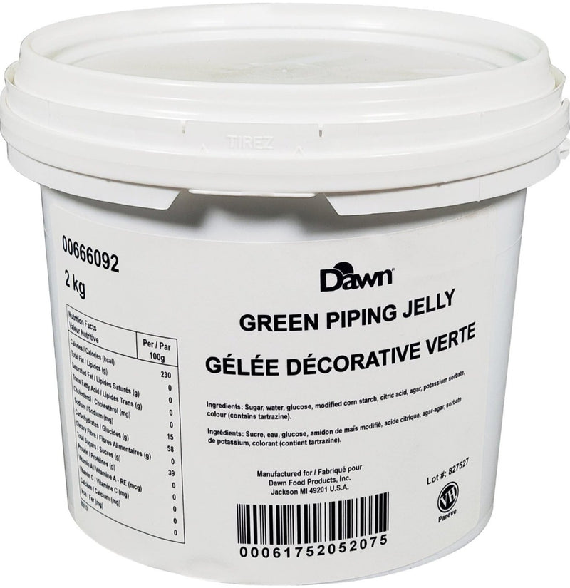 Dawn - Piping Jelly - Green