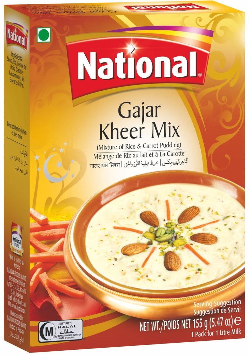 National - Gajar Kheer Mix