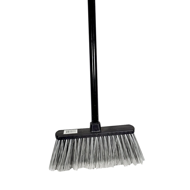 Broom - Small w/Black Metal Handle - 0575