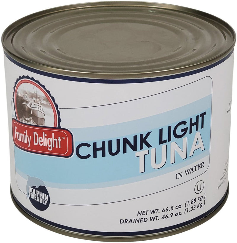 Family Delight - Tuna - Chunks in Water